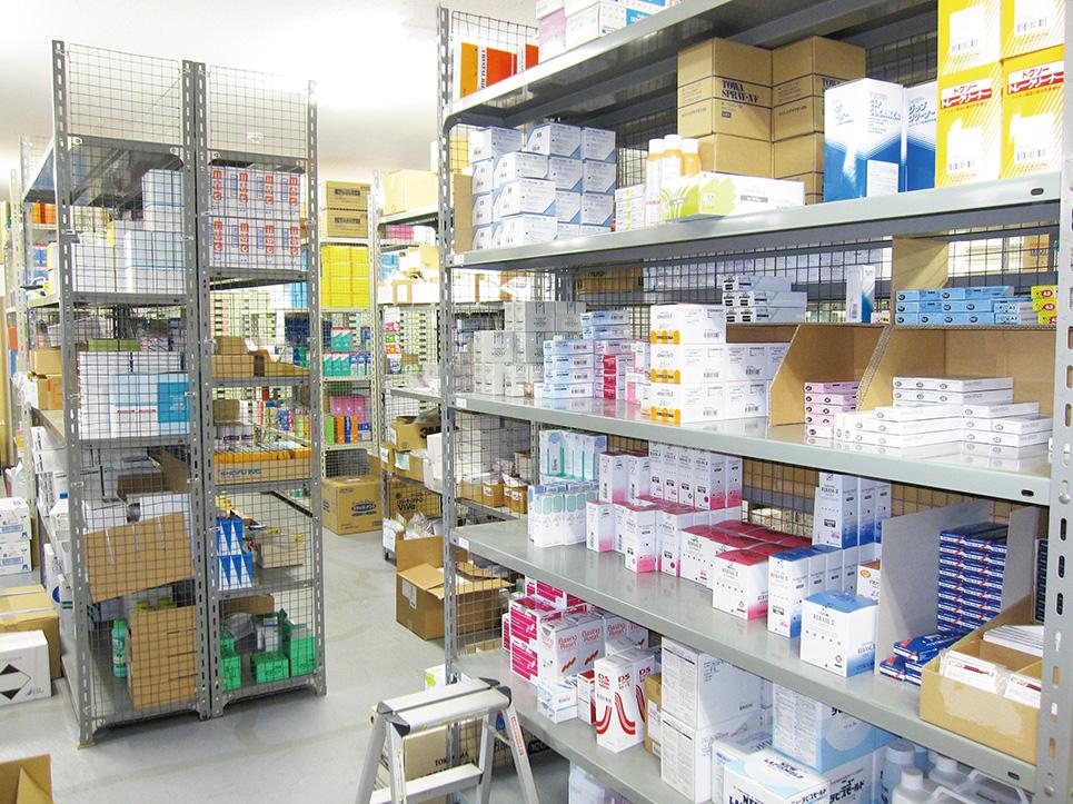 医薬品の販売
